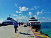 Ferry from Playa Del Carmen to Cozumel