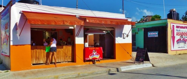 Los Asados de Patzcuaro Playa Del Carmen