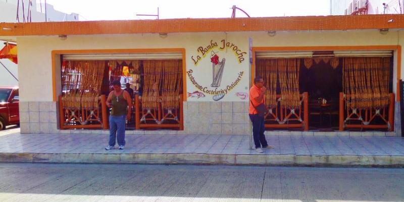 La Bamba Jarocha Restaurant