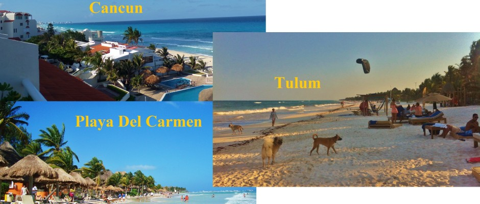 Cancun, Playa Del Carmen, Tulum