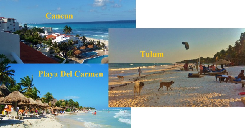 Playa Del Carmen Or Tulum Or Cancun What Is A Perfect Fit For You - Where is cancun