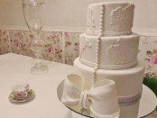Dulce Antojo Bakery and wedding cakes