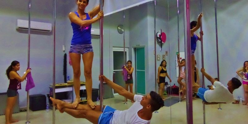 Luva Pole Classes Playa Del Carmen