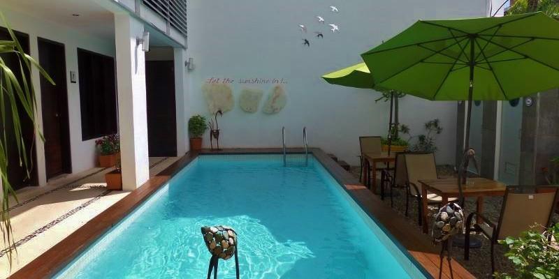 Casa Ticul Hotel Playa Del Carmen