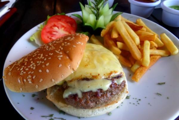 Carboncitos hamburger Playa Del Carmen