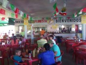 local seafood restaurant Playa Del Carmen