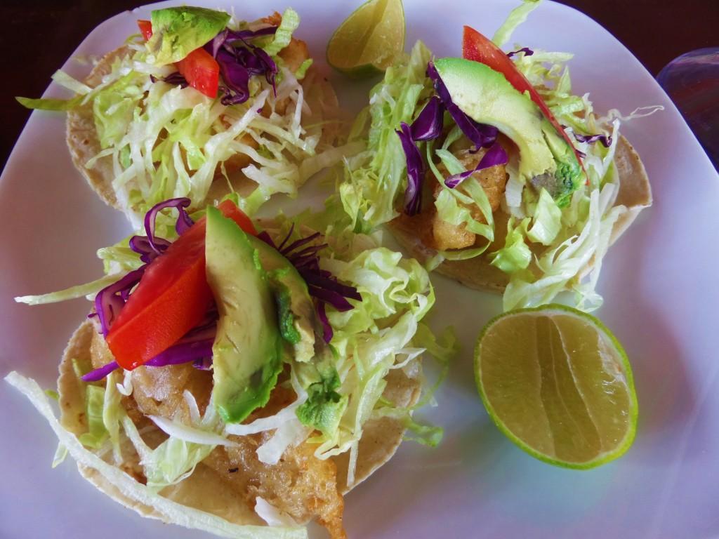 Wichoos Taquitos seafood restaurant Playa Del Carmen