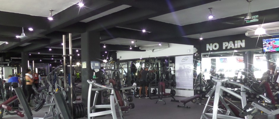 Evolve Fitness Gym Playa Del Carmen