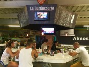 La Burgueseria hamburger restaurant Playa Del Carmen