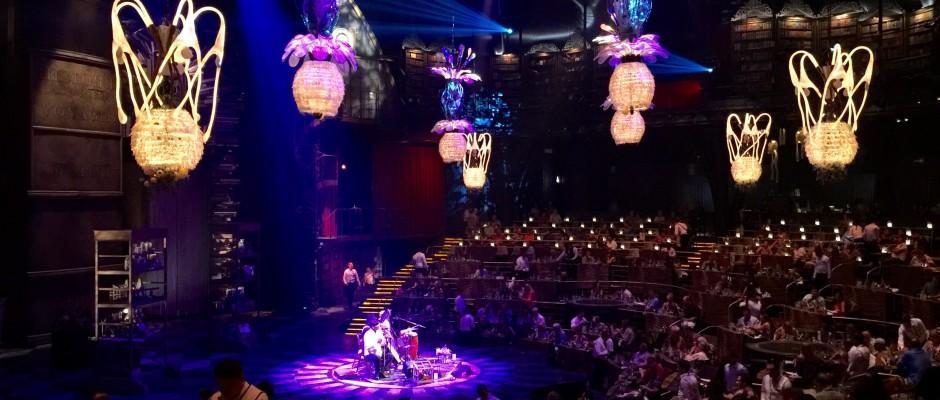 Cirque Du Soleil Joya show Riviera Maya Mexico