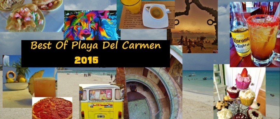 Best of Playa Del Carmen 2015