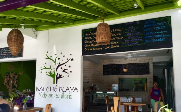 Balche Playa Del Carmen Vegetarian Restaurant and Organic Store