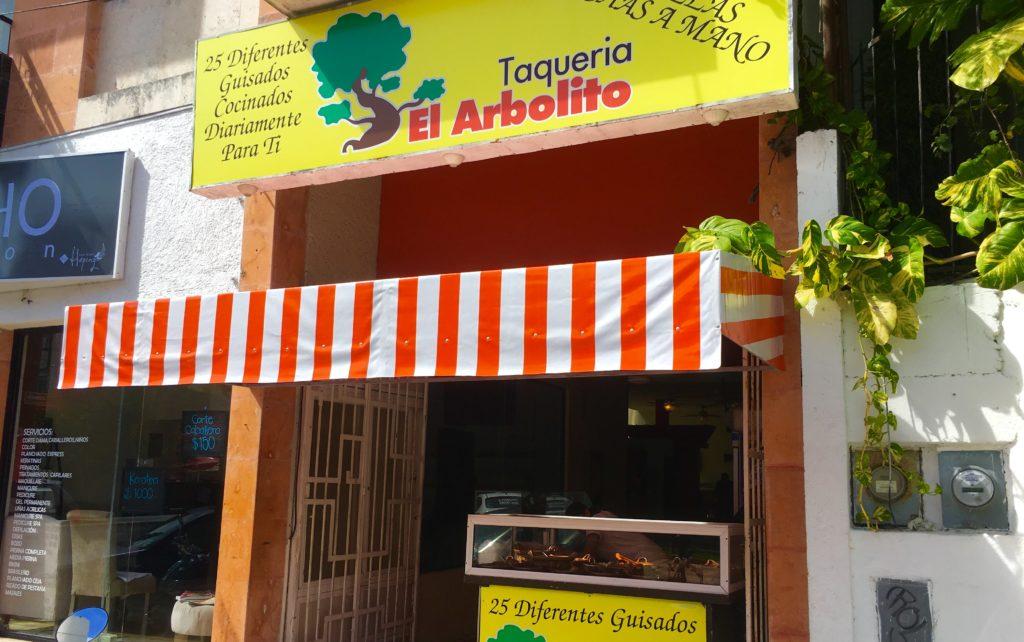 El Arbolito Taqueria Playa Del Carmen