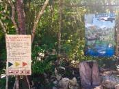 Cenote Xunaan-Ha Mexico