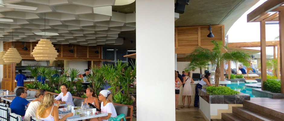 Cinco Restaurant Playa Del Carmen Brunch