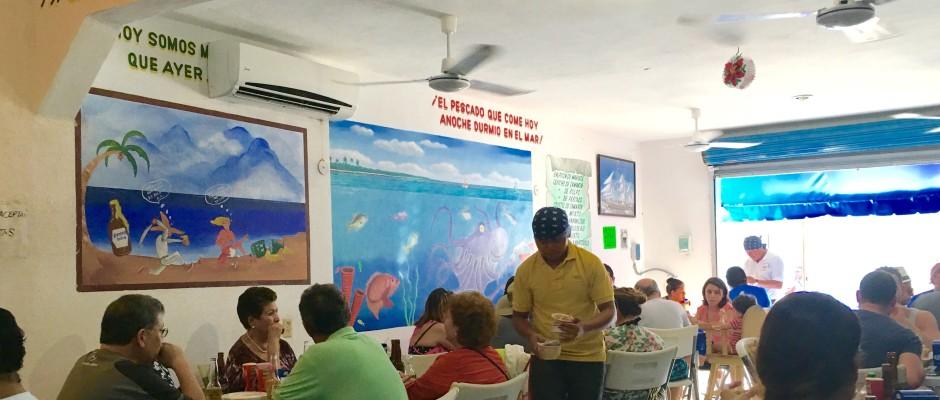 El Pirata Seafood Restaurant Playa Del Carmen