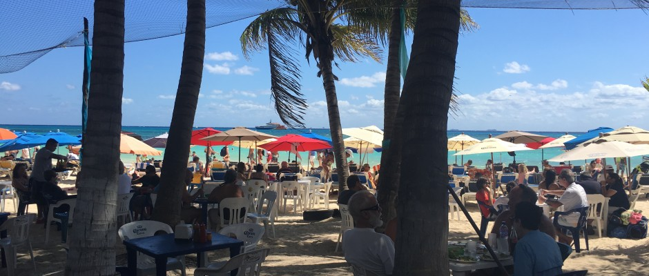 The best local seafood restaurants in playa del carmen mexico for Local fish restaurants