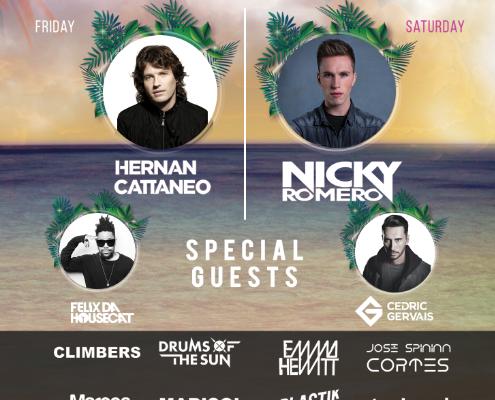 Electric Playa Music Festival Playa Del Carmen