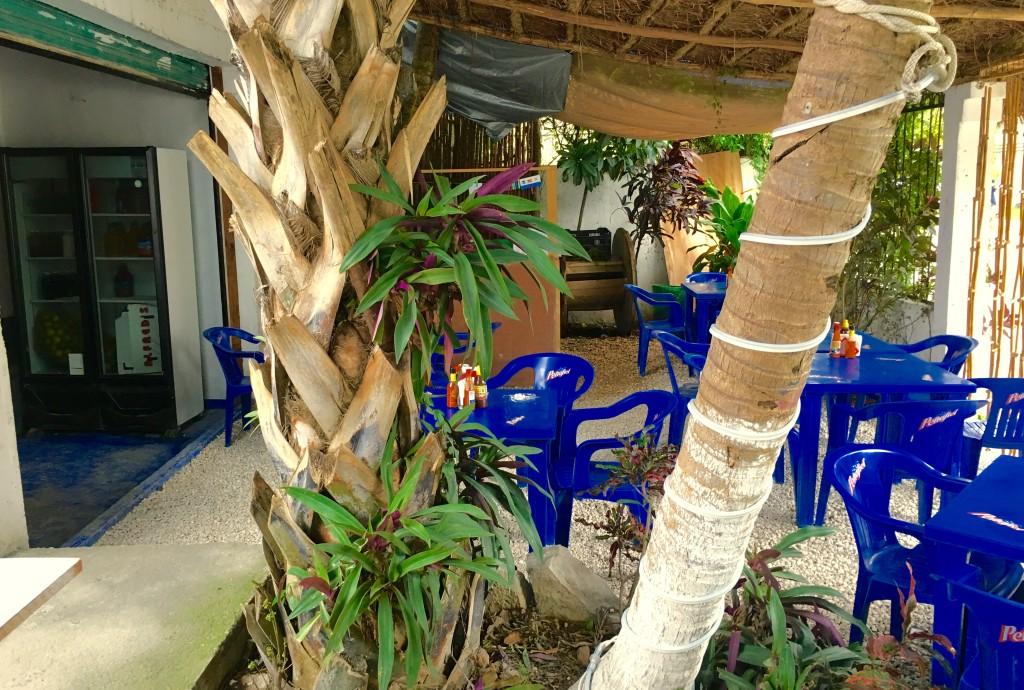 El Doctorcito Seafood Restaurant Playa Del Carmen