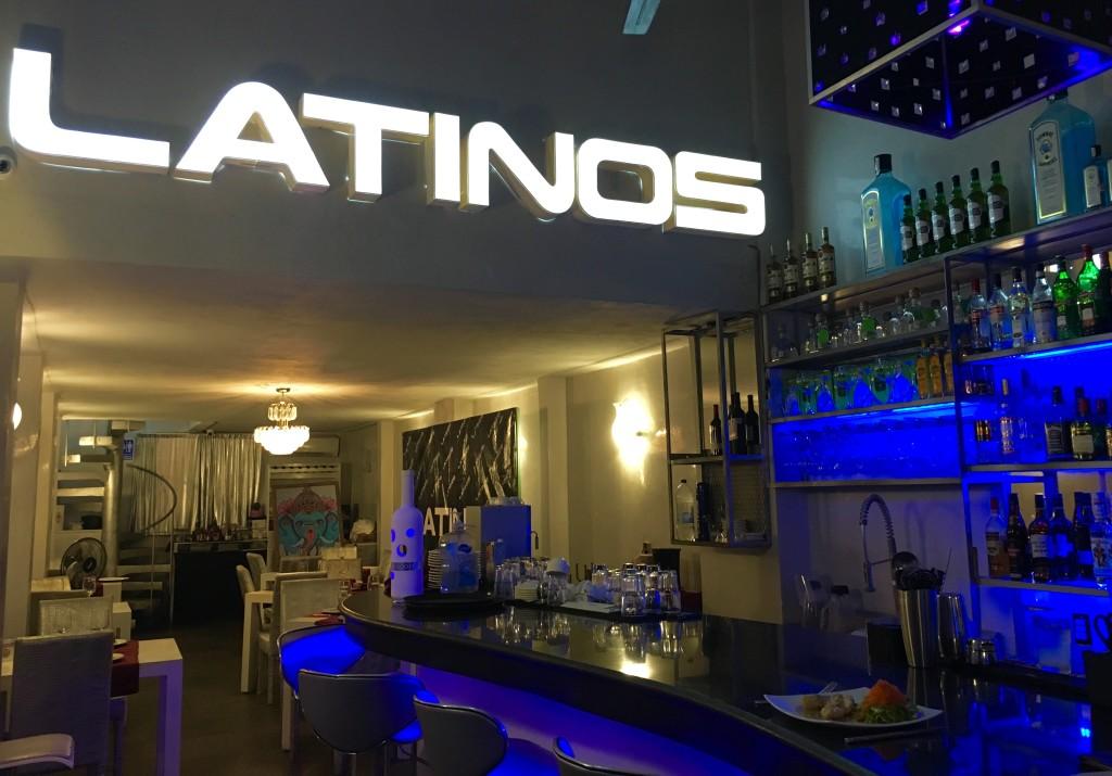 Latinos Restaurant Playa Del Carmen