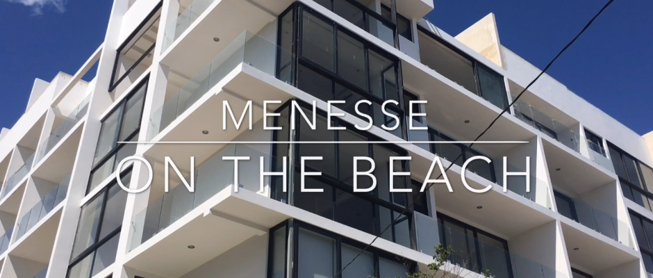 Menesse on the Beach Condos Playa Del Carmen