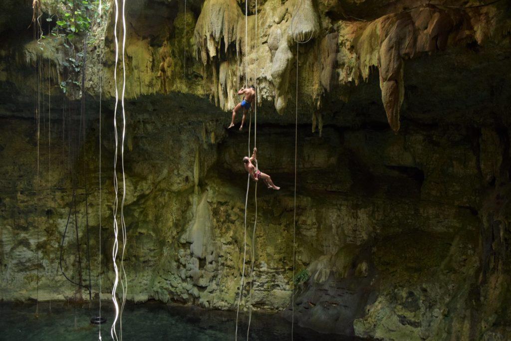 Ek Balam tour Cenote Maya Park