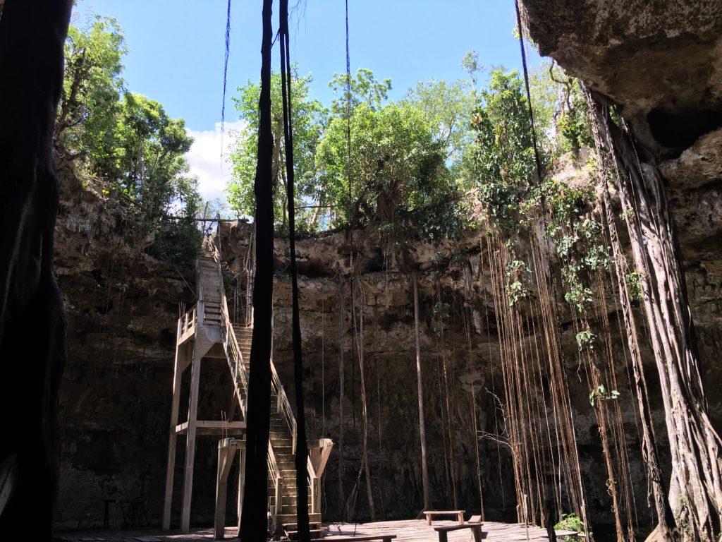 Xux Ha Cenote Yucatan