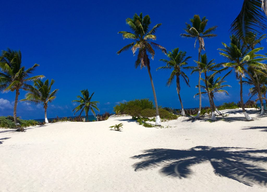 Playa Akun in Tulum, Best beach to visit