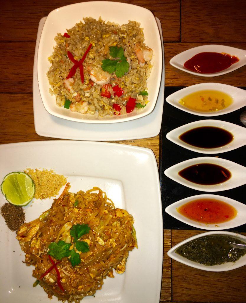 Gluay Maai Thai Restaurant in Playa Del Carmen
