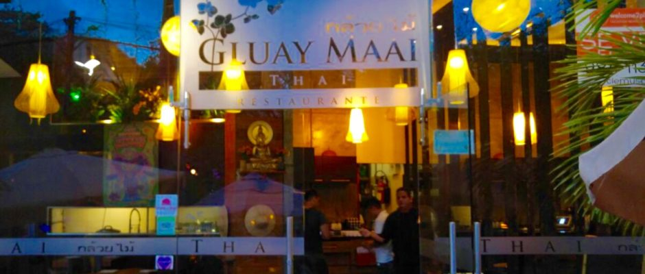 Gluay Maai Thai Restaurant in Playa Del Carmen