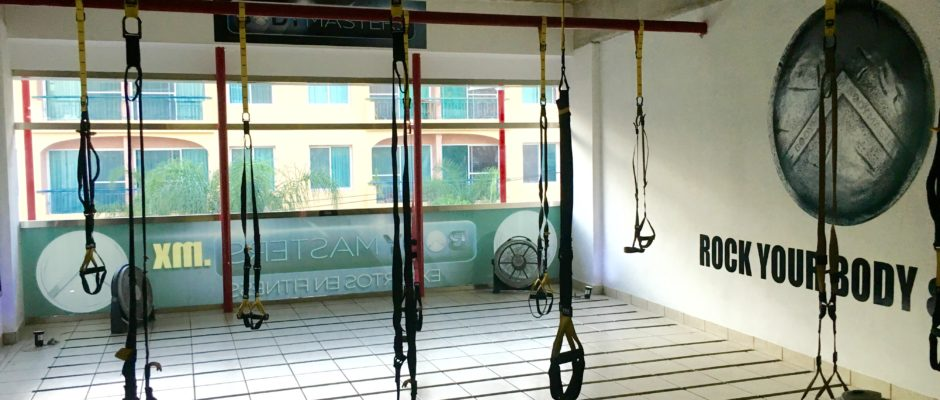 TRX in Playa Del Carmen