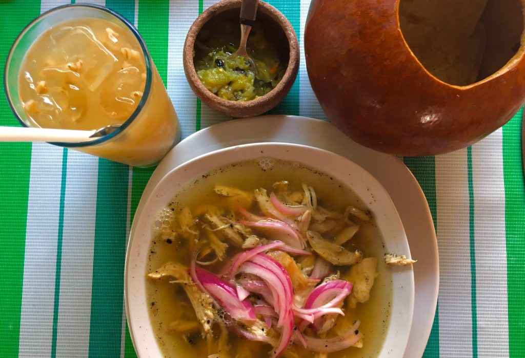 Rincon Yucateco Restaurant Playa Del Carmen Yucatecan food.