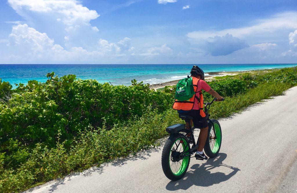 Image result for cozumel bike ride