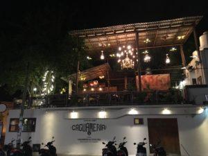 Caguameria Restaurant and bar in Playa Del Carmen