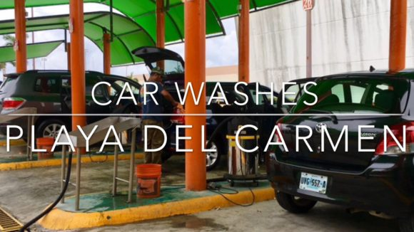 Car washes in Playa Del Carmen