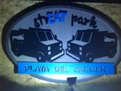 Streat park Playa Del Carmen food trucks