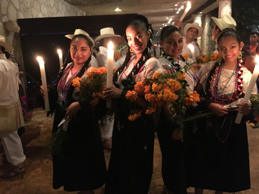 Day of the Dead Xcaret