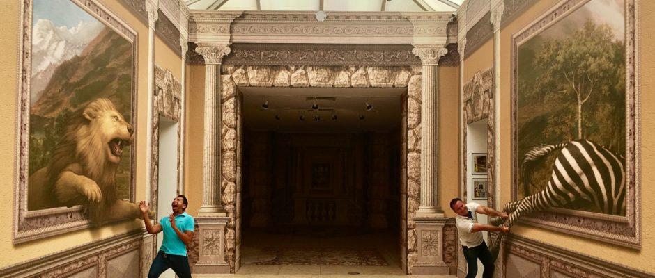 3D Museum Playa Del Carmen
