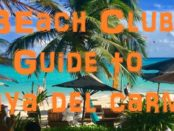 Playa Del Carmen Beach Clubs