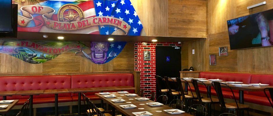 Guy Fieri's kitchen and bar Playa Del Carmen