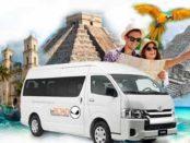 Charter vans Playa Del Carmen