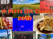 Best things Playa Del Carmen 2016