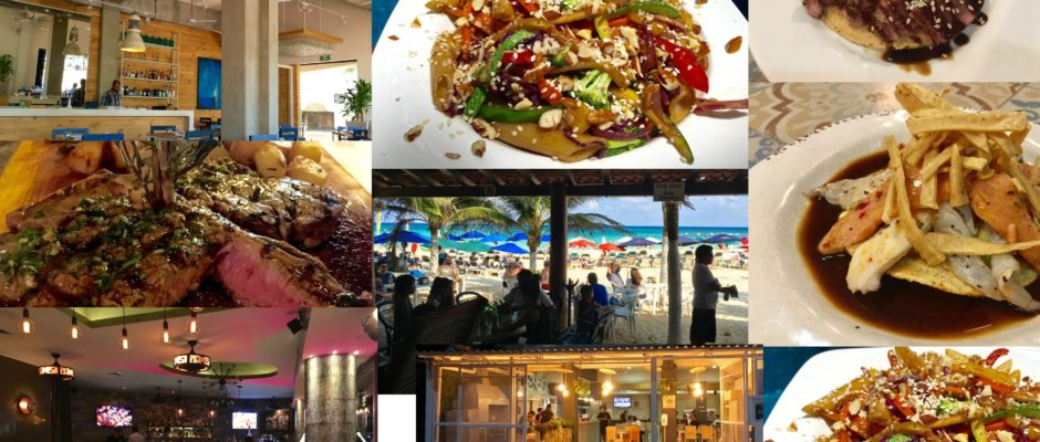 Restaurants in Playa Del Carmen