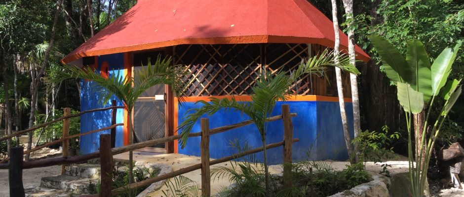 Chaktunche Jungle cabins Puerto Morelos