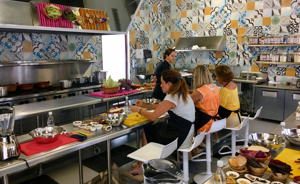 Cooking classes Playa Del Carmen
