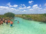 Muyil River Float Sian Ka an