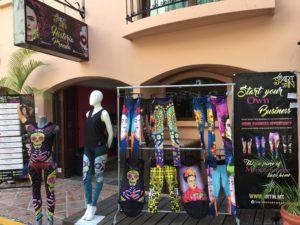 Art In Fashion Wear Mexico yoga clothes