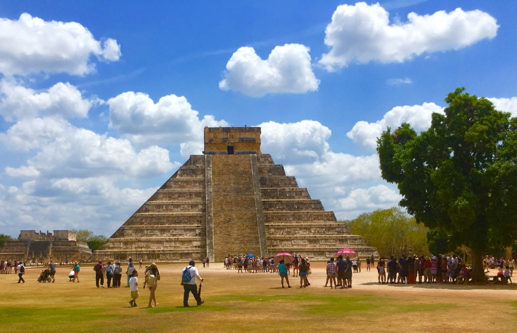 Handicap tour Chichen Itza