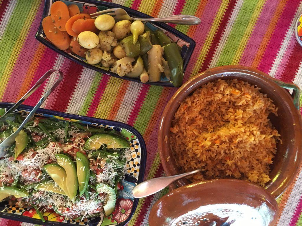 Playa Del Carmen food