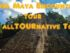 Coba Maya Encounter Tour by allTOURnative Tours